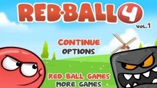 Red Ball 4 Walkthrough