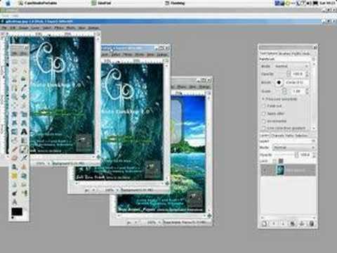 GimPhoto - free Photoshop alternative