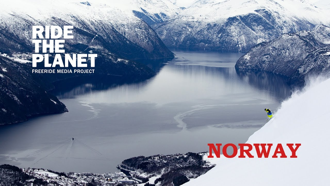 RideThePlanet: Норвегия
