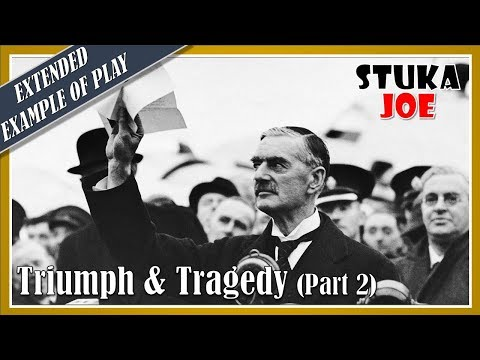 Triumph and Tragedy: Extended Examples of Play (Part 2 of 2)