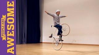 Ei transforma mersul pe bicicleta in cu totul altceva!