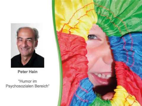 """Peter Hain - """"Humor im Psychosozialen Bereich"""""""