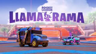 Rocket League - Fortnite Llama-Rama Event Trailer