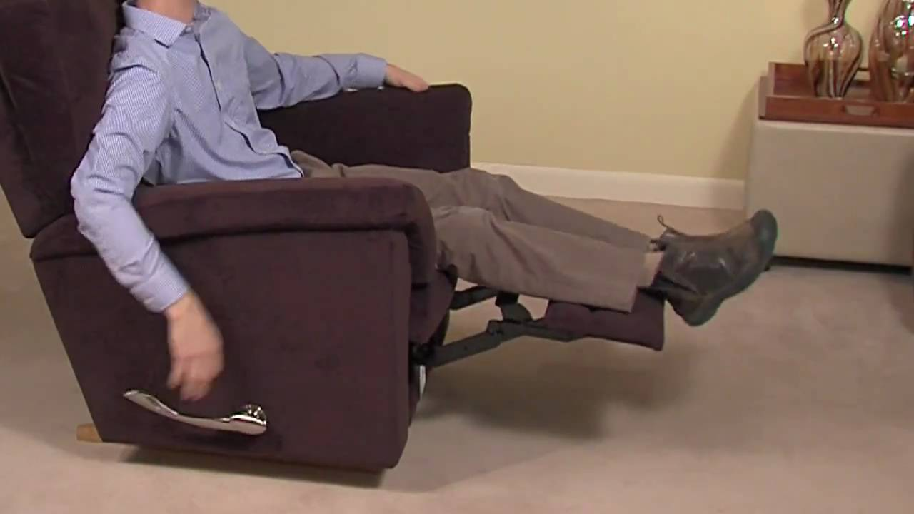 Addressing the Noise Level When Retracting The Footrest of
