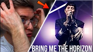Gambar cover First Time Hearing: Bring Me The Horizon - Ludens | First REACTION!