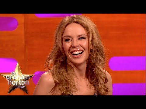 Kylie Minogue On The 'Can't Get You Out Of My Head' Dance | The Graham Norton Show