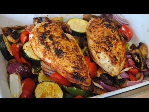 MEDITERRANEAN CHICKEN - Student Recipe
