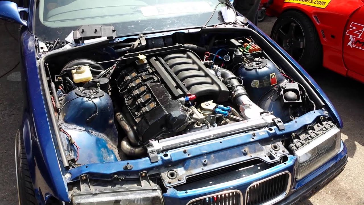 Bmw M50 Motor Turbo - Year of Clean Water