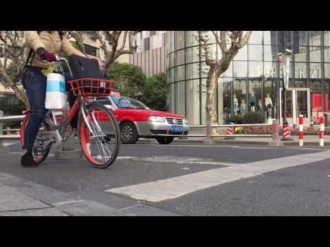 How Chinese bike sharing works