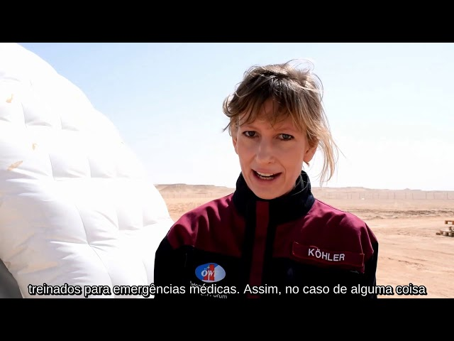 PT Kids2Mars   France - How could you seek treatment on Mars?