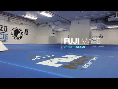 Fuji Mats - Cutting Mats, fast and easy! - YouTube