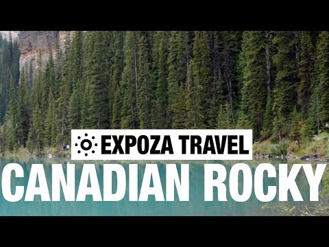 Canadian Rocky Mountains Vacation Travel Video Guide