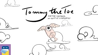 Tommy the Toe: iOS Beta Gameplay (by Rafa Pastuszak)