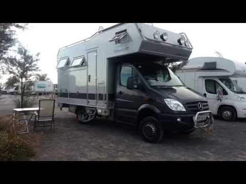 camping car mercedes sprinter 4x4 autos post. Black Bedroom Furniture Sets. Home Design Ideas