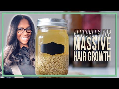 Fenugreek For Hair