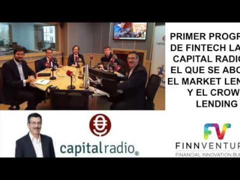Fintech Lab: Market Lending (Programa Capital Radio)