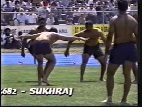 Jeeta Maur 1997 kabaddi World Cup