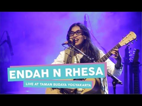 [HD] Endah N Rhesa - When You Love Someone  (Live At Taman Budaya Yogyakarta, April 2017)
