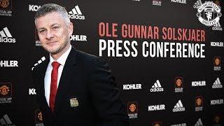 Manchester United | Ole Gunnar Solskjaer | Press Conference