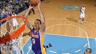 Matt Barnes Drives and Slams