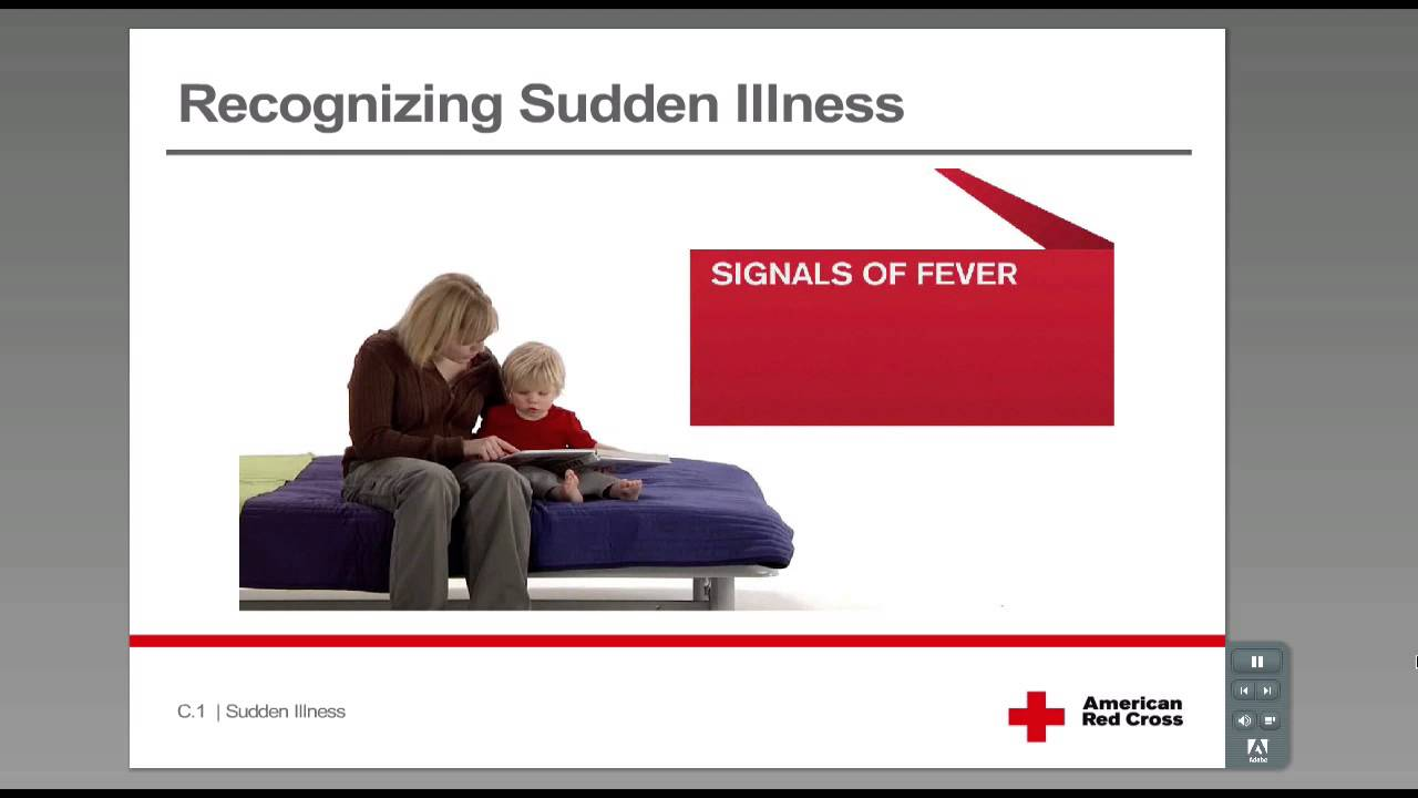 sudden illness Red cross first aid sudden illness learn with flashcards, games, and more — for free.
