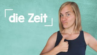 German Lesson (217) - Expressions of Time - Part 1: Vocab, Phrases and Listening - B1-B2