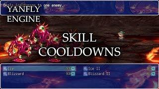 YEP.9 - Skill Cooldowns - RPG Maker MV