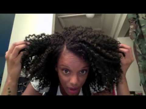 Bohemian Crochet Braids with Freetress Hair