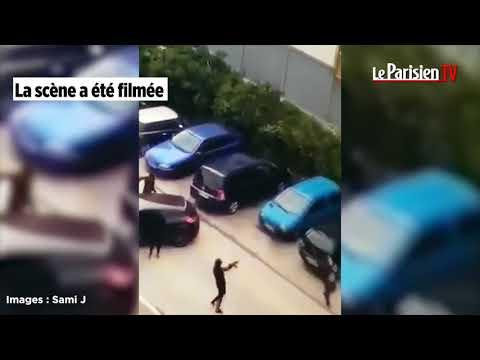 Marseille : coups de feu à la kalachnikov dans une cité