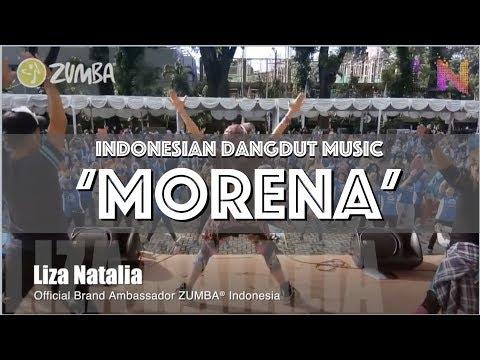 MORENA  || Indonesia Dangdut Music  || Choreography By Liza Natalia & Team