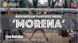 MORENA  || Indonesia Dangdut Music  || Choreography By Liza Natalia & Team