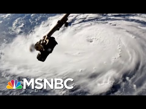 Hurricane Florence Strengthens To Category 4 Storm | Andrea Mitchell | MSNBC