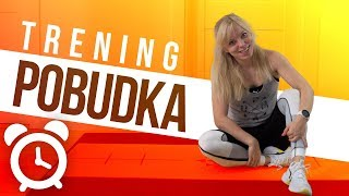 POBUDKA! | TRENING RANO | PORANNA GIMNASTYKA 2 | Codziennie Fit & Sonko