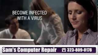 Computer repair in Glendale CA desktop laptop fix Pc Mac Virus data recovery broken screen lcd