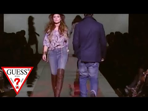 GUESS Jeans: Berlin Fashion Week Fall 2011 Collection