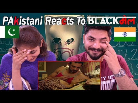 Pakistani Reacts To | Official Trailer: Blackमेल | Irrfan Khan | Abhinay Deo | 6th April 2018