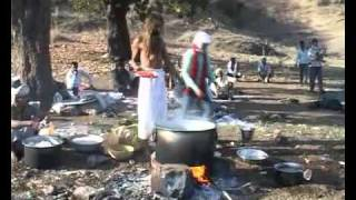 Lakhangiribaba narmada river tapaswi sage pbbandekar english