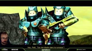 Génération GFORCE 2 - Giants citizen Kabuto (2000) - Benzaie Live