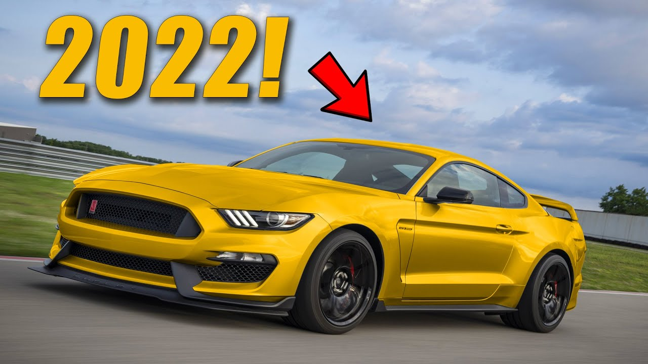 Next Gen Ford Mustang Arriving Early!