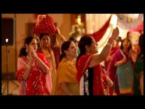 Gidha at Sikh Wedding