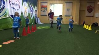 Тренировка в Футибол