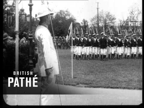 Empire Day In Shanghai (1920-1929)