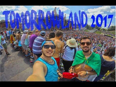 Tomorrowland 2017 VLOG: UN'ESPERIENZA DA FAVOLA.. CON TANTO DI PASS VIP!