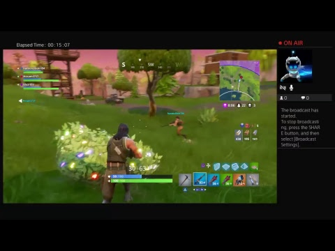 FortNite squad live stream NEW BOOGIE BOMBS