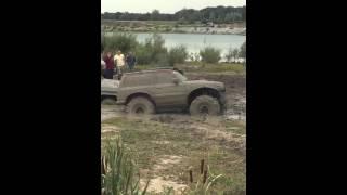 Nissan Patrol 4.2TD @4x4 Treffen Hoogstraten
