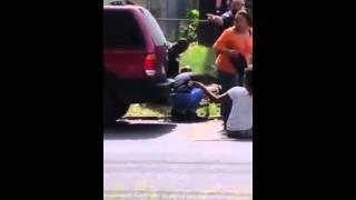 Fetty Wap Gets hit by car on his bike