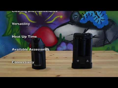 Mighty vs the Ghost MV1 Comparison / On-Demand vs Hybrid Heating Vaporizers