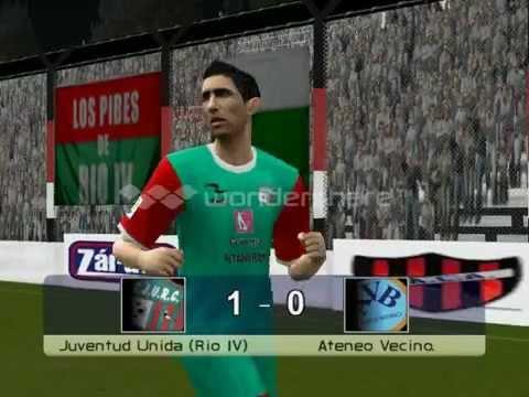 JUVENTUD UNIDA DE RIO CUARTO VS ATENEO VECINOS