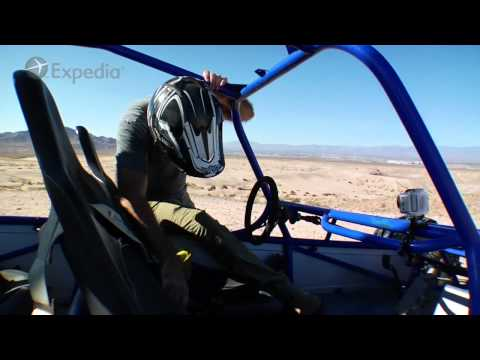 Las Vegas Travel Guide:  Sand Buggying -  A People Shaped Travel Video by Expedia UK by Expedia UK