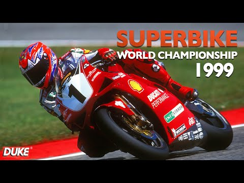 World Superbike 1999 - Foggy vs Corser - Ducati vs Honda